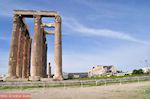 De Akropolis gezien vanaf de Zeus Olympius tempel - Foto van De Griekse Gids