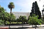 Het Presidentieel Paleis op de Irodou Attikou straat - Foto van De Griekse Gids