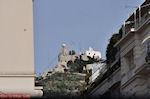 JustGreece.com De Agios Georgios kerk op de top van Likavitos - Foto van De Griekse Gids