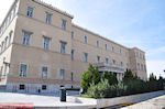 JustGreece.com De noordelijke kant van het Griekse parlement - Foto van De Griekse Gids