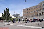 Het Parlement en het Syntagmaplein