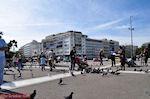 Duiven op het Syntagma plein - Foto van De Griekse Gids