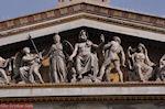Beelden Academie Athene - Foto van De Griekse Gids