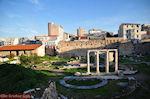 Het Romeinse forum van Athene