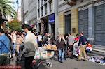 GriechenlandWeb.de Het drukke Omonia Plein - Foto GriechenlandWeb.de