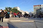 GriechenlandWeb.de Het Omoniaplein in Athene auf een zondagmiddag in November - Foto GriechenlandWeb.de