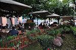 GriechenlandWeb.de Cafe-Restaurant Ydria aan de Adrianou Str in Monastiraki - Athene - Foto GriechenlandWeb.de