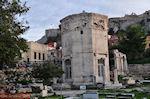 De Toren der winden op de Romeinse Agora - Athene - Foto van De Griekse Gids