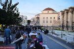 Zwarte markt Monastiraki op de Areos straat - Athene - Foto van De Griekse Gids