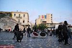 De wijk Monastiraki in Athene