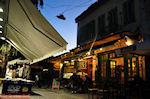 Tradionele taverna op de Ifaistou straat in Monastiraki - Athene - Foto van De Griekse Gids