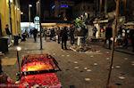 Zwarte markt Areos straat in Monastiraki - Athene - Foto GriechenlandWeb.de