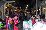 GriechenlandWeb.de s avonds auf de Mitropoleos straat van Monastiraki - Athene - Foto GriechenlandWeb.de