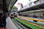 De metro van Monastiraki - Athene - Foto van De Griekse Gids
