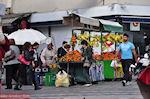 Fruitkraam Monastirakiplein - Athene - Foto van De Griekse Gids