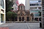 Panagia Kapnikarea Athene - Byzantijnse kerk uit 11e eeuw - Foto van De Griekse Gids
