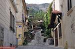 Mnisikleous str - Wijk Plaka - Anafiotika - Aan de voet van de Akropolis - Foto van De Griekse Gids