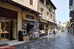 Winkels op Adrianou straat in Plaka - Athene - Foto van De Griekse Gids
