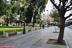 GriechenlandWeb.de Syntagmaplein - Op de achtergrond het Griekse Parlement - Foto GriechenlandWeb.de