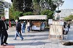 Syntagmaplein Athene - Loten of broodjes kopen? - Foto van De Griekse Gids