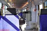 GriechenlandWeb.de Perferiakos - De trein die vanaf het vliegveld van Athene vertrekt - Foto GriechenlandWeb.de