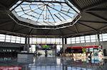GriechenlandWeb.de Hal van Station vliegveld Athene - Foto GriechenlandWeb.de