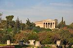JustGreece.com Mooie foto van het Theseion (Tempel van Hephaestus) - Foto van De Griekse Gids