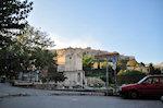 De Horloge van Kirristos aan de Romeinse Agora - Foto van De Griekse Gids