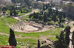 Het Dionysostheater in Athene