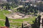 Het Dionysostheater aan de Akropolis - Foto van De Griekse Gids