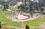 Dionysostheater, het oudste theater van Griekenland - Foto van De Griekse Gids