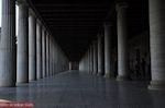 GriechenlandWeb.de De Zuilen can de Stoa van Attalos in Athene - Foto GriechenlandWeb.de