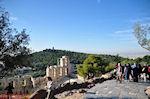JustGreece.com Het Theater van Herodes Atticus - Aan de overkant de Philopapou-heuvel - Foto van De Griekse Gids