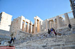 De Propylaia van de Akropolis - Foto van De Griekse Gids
