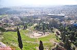 GriechenlandWeb.de Panoramafoto: ten westen van de Akropolis-heuvel - Foto GriechenlandWeb.de