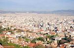 Panoramafoto: vanaf de Akropolis, in noordelijke richting - Foto van De Griekse Gids