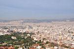 Panoramafoto - Ten noordwesten van de Akropolis - Foto van De Griekse Gids