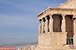 De Karyatiden van het Erectheion - Foto van De Griekse Gids