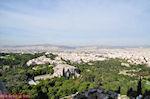 JustGreece.com Panoramafoto: Pnyx-heuvel, Arios Pagos en Theseion - Foto van De Griekse Gids