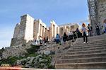 GriechenlandWeb.de De Propylaia van Akropolis in Athene - Foto GriechenlandWeb.de