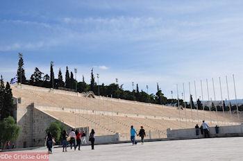De eerste moderne Olympische spelen werden hier gehouden - Foto von GriechenlandWeb.de