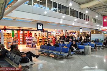 Eleftherios Venizelos vliegveld Athene - Foto von GriechenlandWeb.de