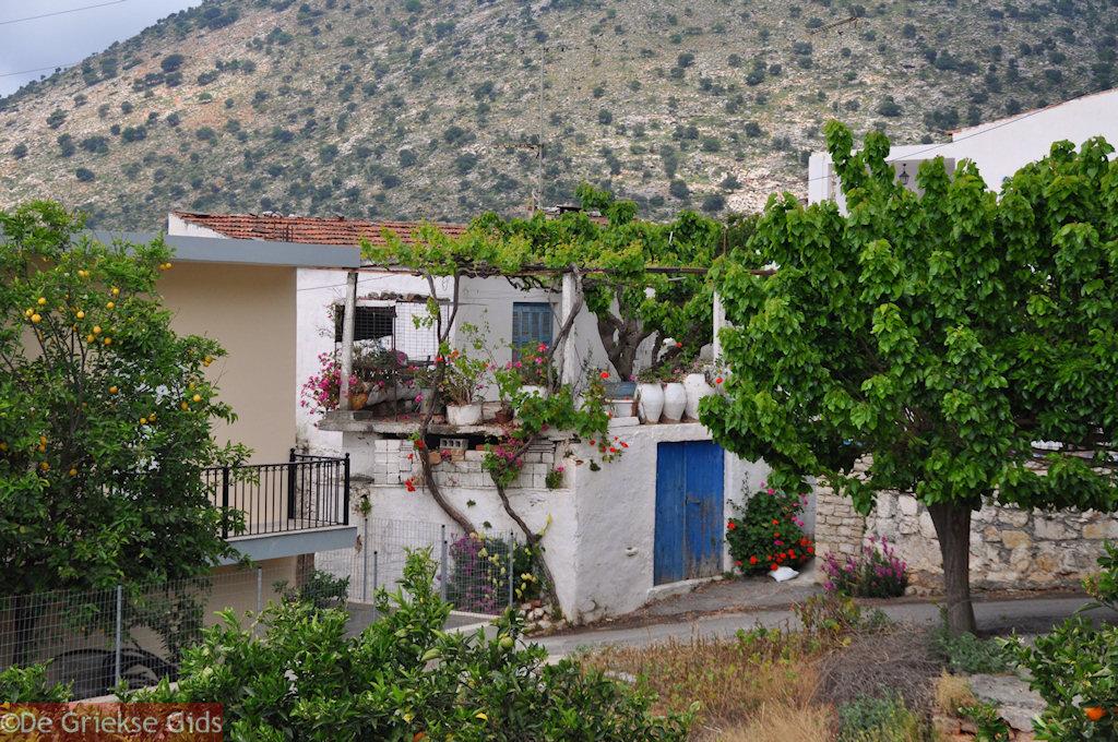 foto Kretenzich dorpje Agia