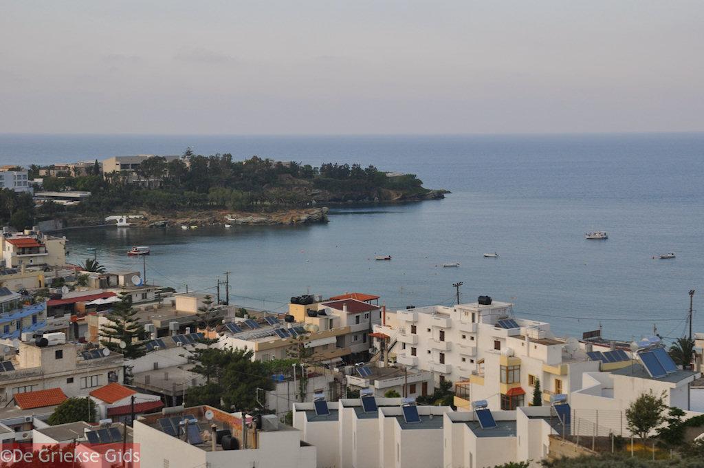 foto Het gezellige Agia Pelagia op Kreta