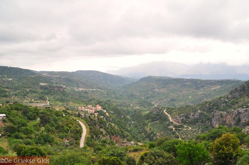 foto De prachtige natuur bij Axos