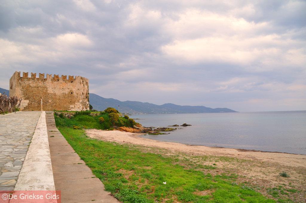 foto Bourtzi Karystos | Evia Griekenland | De Griekse Gids