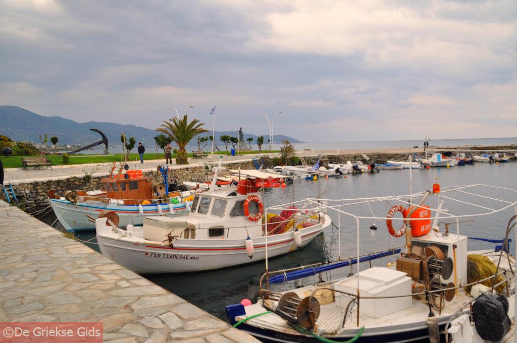 foto Haventje Karystos   Evia Griekenland   De Griekse Gids