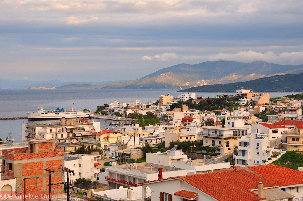foto Marmari Evia -  Zuid Evia