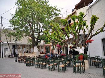 Taverna's, cafe's und restaurants in Anogia (Rethymnon Kreta) - Foto von GriechenlandWeb.de