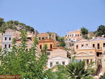 Typisch Symi - Insel Symi - Foto von GriechenlandWeb.de